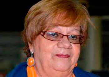 Doris Gutiérrez.