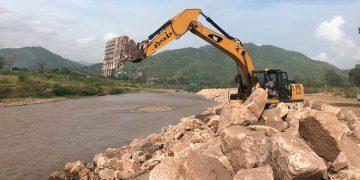 La CCIVS contempla dragar cinco kilómetros, tanto la del río Chamelecón, Ulúa, como el Tinto.