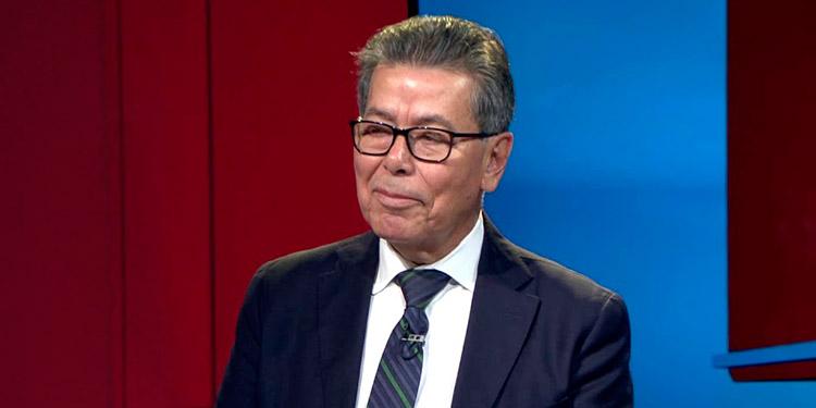 Ernesto Paz Aguilar.