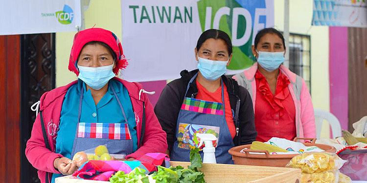 Productores pudieron mostrara la calidad de sus productos y parte de la riqueza gastronómica, cultural y artesanal de Honduras.