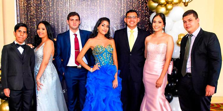 Pablo Juárez, Katherine Urquía, Diego Mendoza, Daniela Durón, Daniel García, Lineth Durón, José Ricardo Mourra.