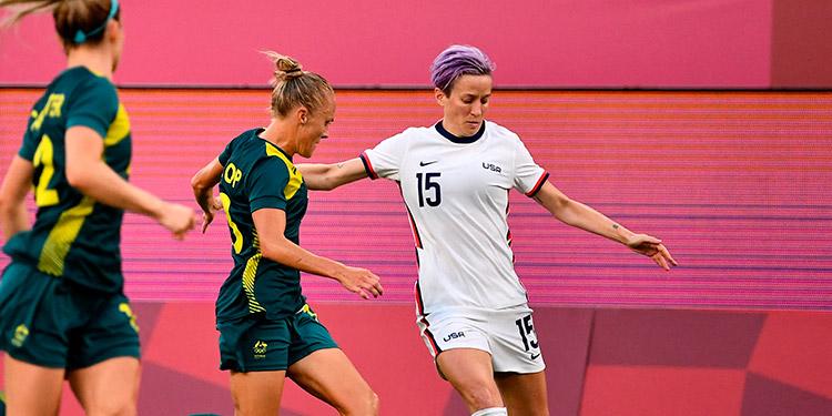Las estadounidenses se impusieron a las holandesas en penaltis.