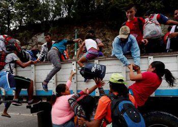 El objetivo de los migrantes es llegar a Estados Unidos para tener mejores condiciones de vida, alejados de la pobreza y la violencia.
