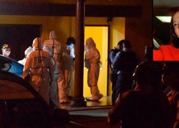 Hoy en la mañana, las autoridades forenses entregarán el cuerpo de Carolina Echeverría.