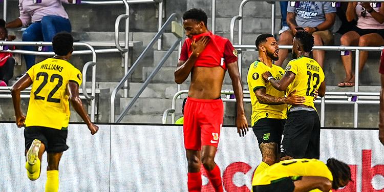 Jamaica avanzó a los cuartos de final de la Copa Oro.