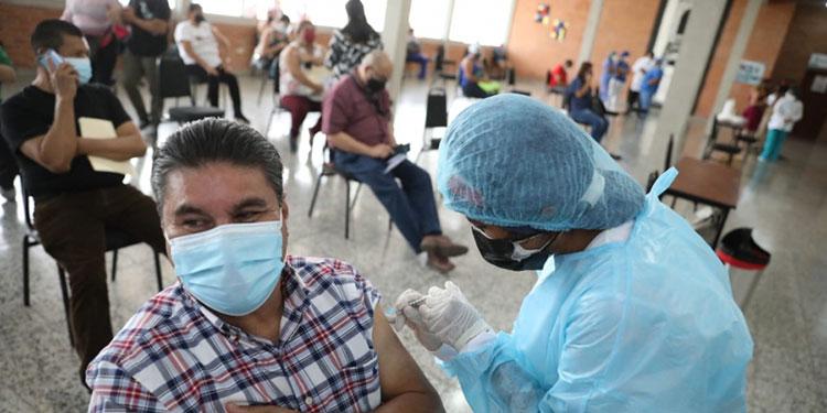 Esta será la primera jornada de inmunización masiva contra el COVID-19 en el Distrito Central.