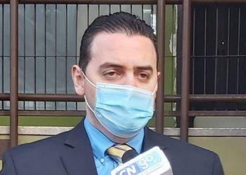 Kelvin Aguirre.