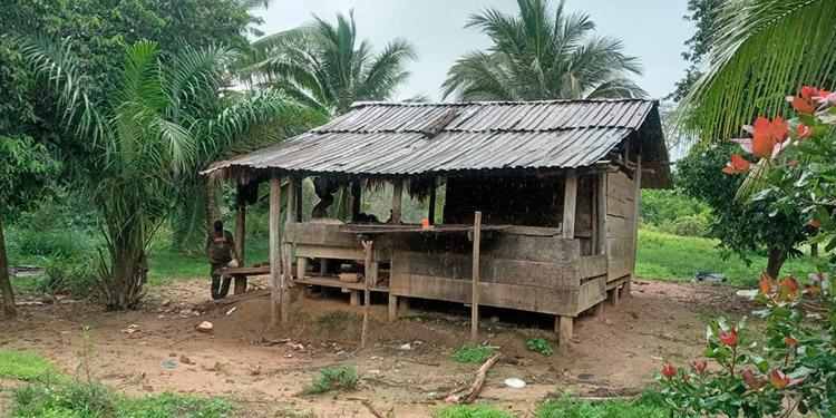 Las autoridades prosiguen las investigaciones para sancionar a las personas tratan de instalarse en las reservas protegidas.