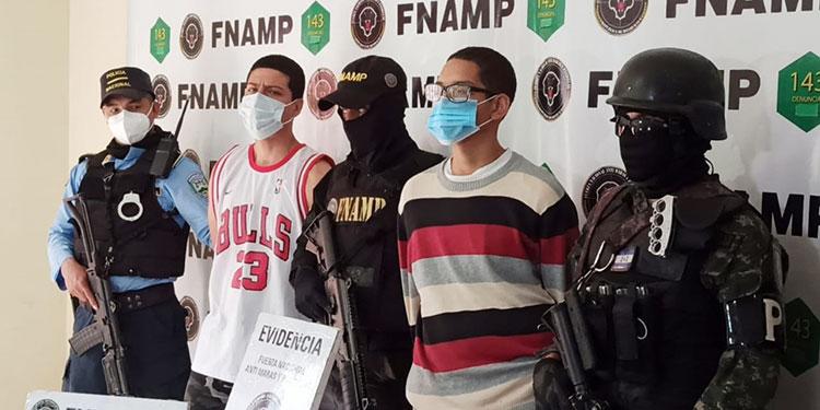 Los dos individuos son acusados de imponer el terror en varias colonias al norte de la capital.