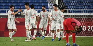 México goleó a Corea del Sur y avanzó a semifinales.