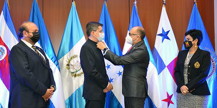 El pasado martes 20 de julio de 2021 se llevó a cabo el traspaso de Francisco A. Lima Mena como secretario general de la SIECA para el período 2021-2025.