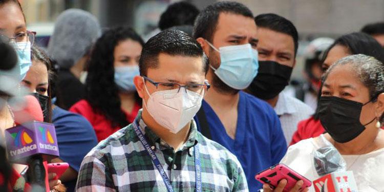 Médicos de los triajes de la capital han dado un plazo de 48 horas a la Sesal para el nombramiento permanente del personal.