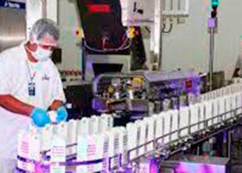 8 lempiras por litro en corral es el precio mínimo que las procesadoras de leche deben pagar a los productores.