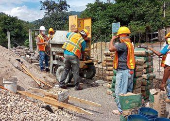 El primer puente Bailey será instalado en Agua Caliente, por ser un importante punto fronterizo.