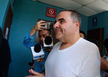 Elías Antonio Saca. (LASSERFOTO EFE)