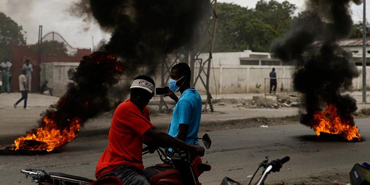 El presidente Joe Biden, aseguró que el envío a Haití de tropas estadounidenses tras el magnicidio de Jovenel Moïse es algo que su gobierno no se plantea por ahora. (LASSERFOTO AP)