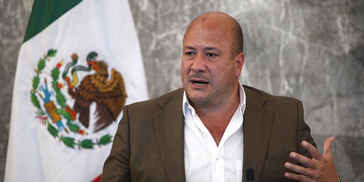 Enrique Alfaro.  (LASSERFOTO EFE)