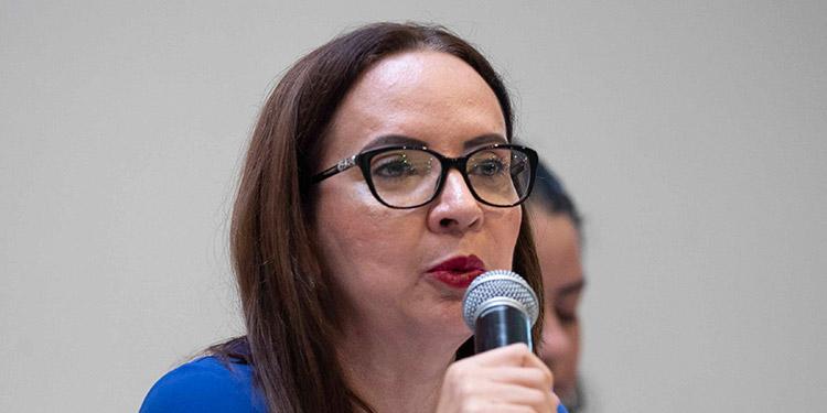 María Asunción Moreno. (LASSERFOTO EFE)
