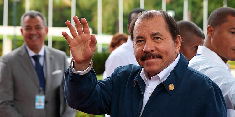 """El Parlamento Europeo aprobó una resolución que """"condena enérgicamente todas las acciones represivas"""" del gobierno de Nicaragua. (LASSERFOTO EFE)"""