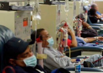 En lo que va de la pandemia, 835 pacientes renales han perdido la vida a causa del COVID-19.