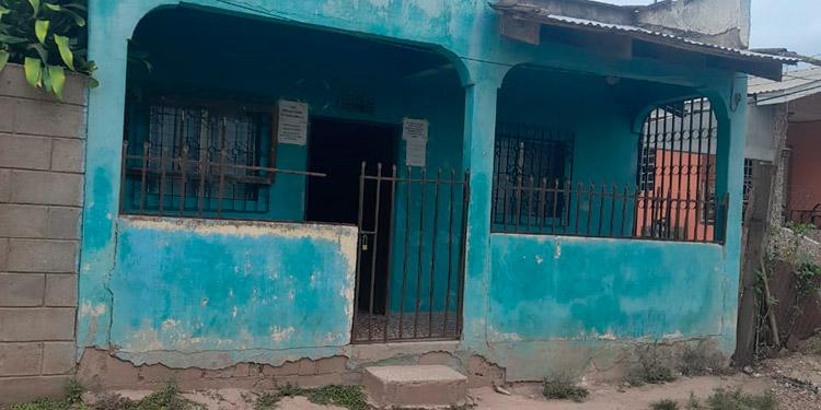El Registro Civil Municipal de San Esteban funciona en precarias condiciones.