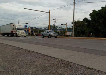 El mal estado de varios semáforos han provocado varios accidentes viales en la zona de la carretera CA-5, en Siguatepeque.