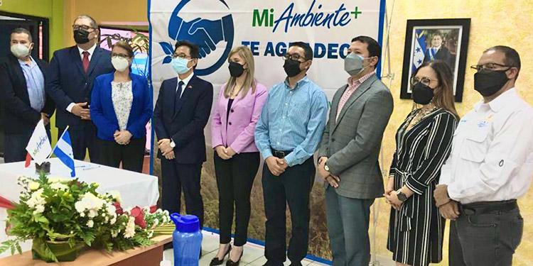 El proyecto surge como parte del compromiso de impulsar el desarrollo sostenible en Honduras.