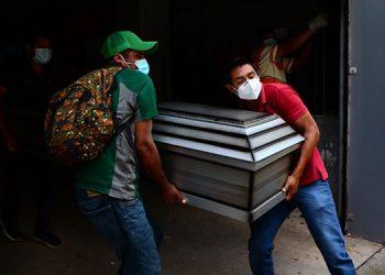 Ayer fue retirado de la morgue el cuerpo del campesino que murió a manos de su propio tío.