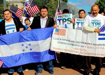 Desde el paso de los huracanes Eta y Iota, muchos hondureños que viven en los Estados Unidos solicitan ampliar el TPS.