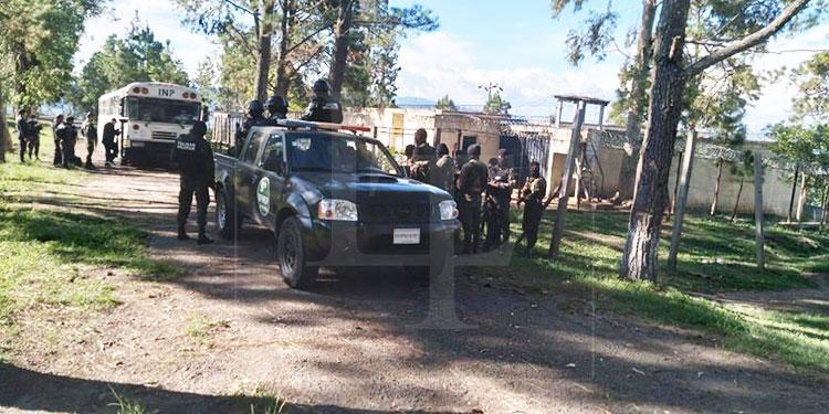 Autoridades del INP indicaron que el traslado de los privados de libertad se realizó en el esfuerzo de mantener una buena administración de los centros penales.