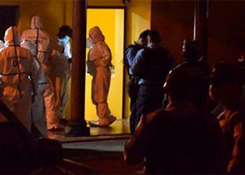 Los pistoleros engañaron a la exdiputada Carolina Echeverría Haylock que eran de Sinager, para que les abriera la puerta, señaló Andrés Wilfredo Urtecho Jeamborde.