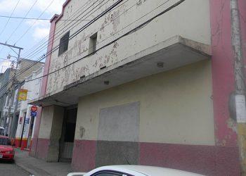 Cine Moderno. En estas instalaciones funcionó el antiguo Cine Moderno en Comayagüela.