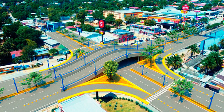 COVI instalará una rampa de seguridad en la estación de peaje de Santa Cruz de Yojoa, diseñada bajo los estándares de internacionales más modernos.