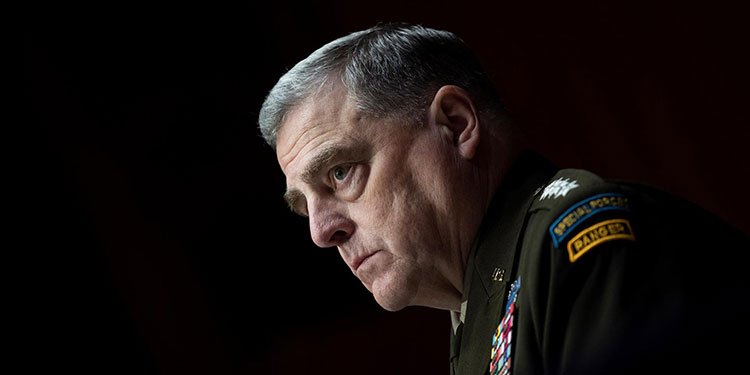 Mark A. Milley