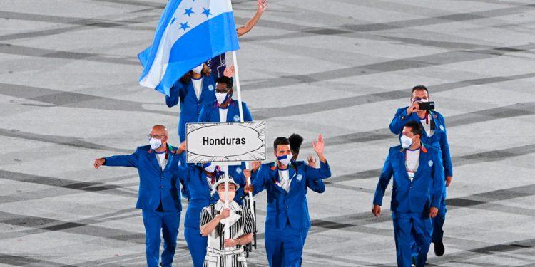 La representación hondureña está en Tokyo.
