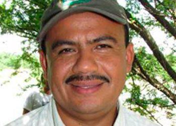 José Nahúm Cálix, alcalde de Marcovia y fiscal de la AMOHN.