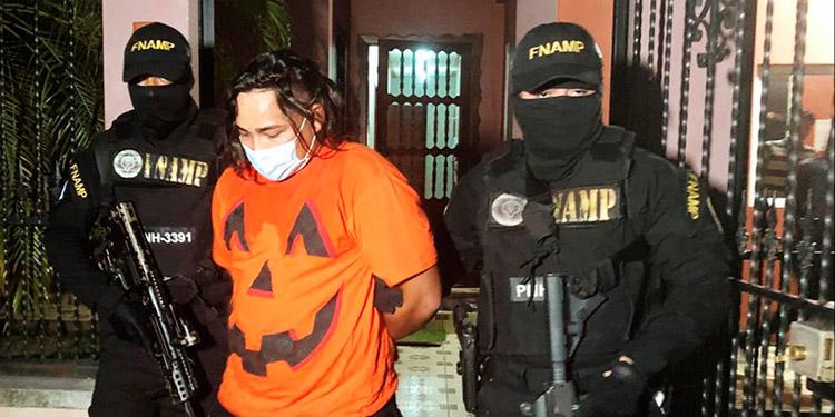 """La captura de """"El Picho"""" se realizó en la comunidad de La Laguna, Alianza del departamento de Valle."""