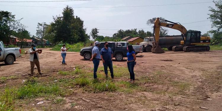 Los pobladores cruzan los dedos porque estas obras queden reparadas antes que llegue el tiempo de las inundaciones.