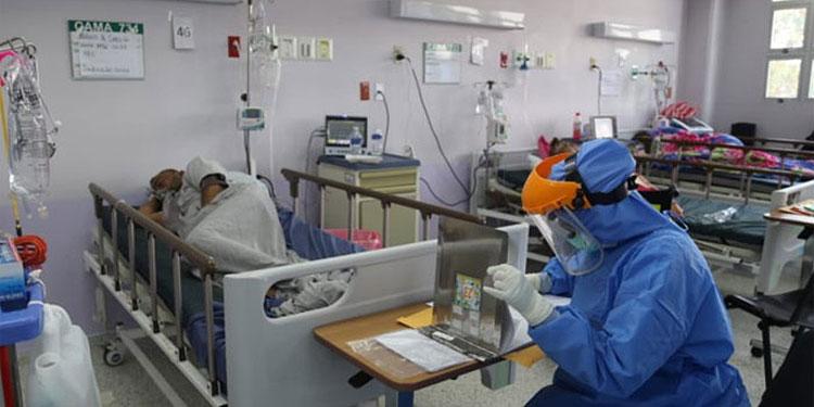 No hay cupo para pacientes COVID-19 en los hospitales.