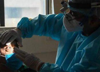 El segundo caso de hongo negro derivado del COVID-19 es el de un paciente diabético e hipertenso.