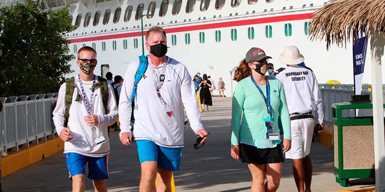 El turismo reporta un repunte en la reactivación económica a nivel nacional.