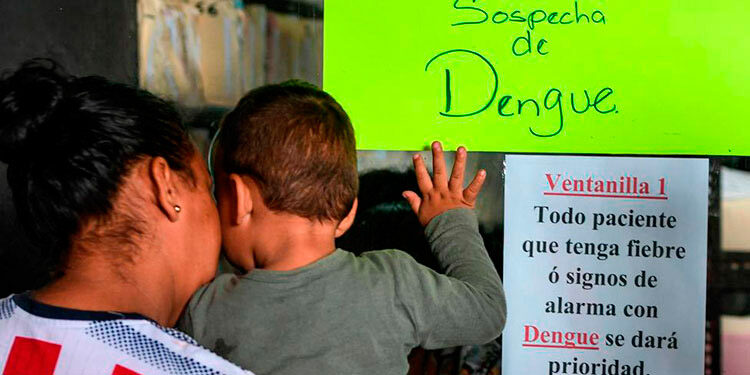 La Secretaría de Salud confirmó la circulación de los cuatro serotipos de dengue en el país.