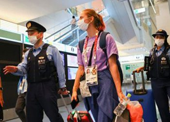 Krystsina Tsimanouskaya finalmente no fue deportada de Tokio.