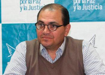 Alberto Solórzano.