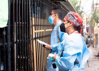 Tras un año de su creación, las Brigadas Médicas contra el COVID-19 prosiguen las atenciones de casa en casa.