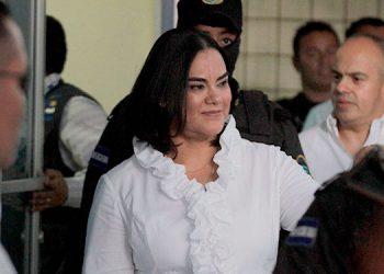 La ex primera dama fue evaluada el pasado 22 de julio en Medicina Forense.