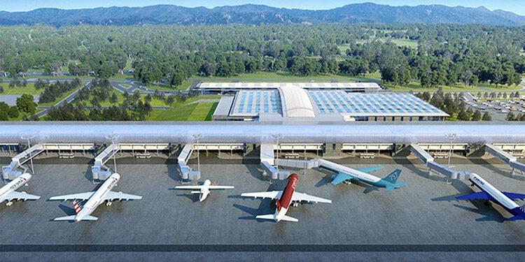 La nueva terminal aérea se ha catalogado como uno de los mejores centros logísticos operacionales de Centroamérica.