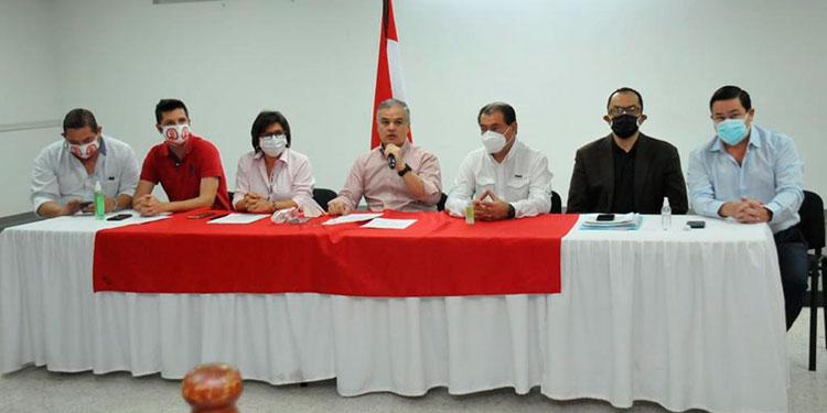 El PL demandó que el Partido Nacional deje de aplicar medidas demagógicas.