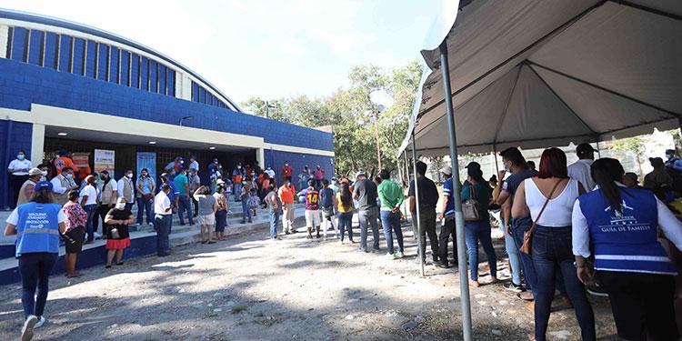La actividad se realizó en los departamentos de Atlántida, Colón, Islas de la Bahía y Gracias a Dios, con una meta de 50,000 personas vacunadas.