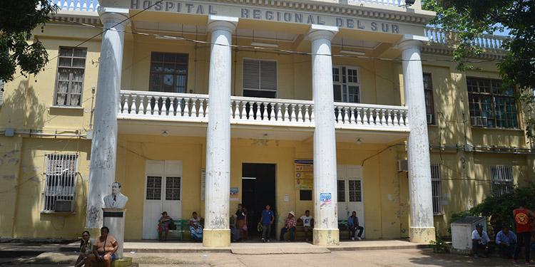 De los 153 casos de COVID-19 registrados en la región sur hondureña, 96 son del municipio de Choluteca.